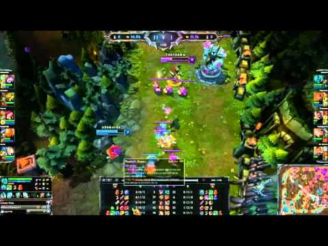 Luke&Quit - League of Legends Italian Amateur Tournament - Ottavi - Mad Vs LoLWut