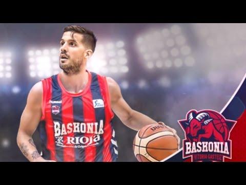WELCOME TO BASKONIA!! NICOLÁS LAPROVITTOLA!!