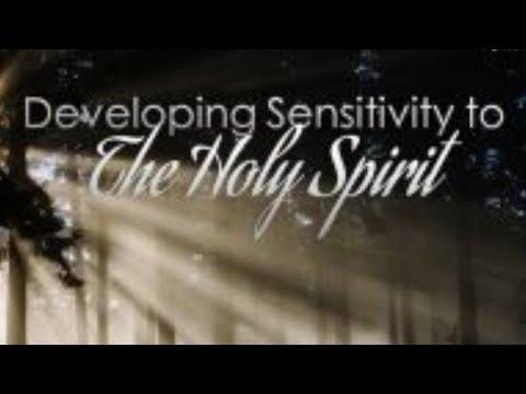 "Larry Booker ""Sensitivity to God"""