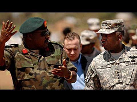 Obama and the Militarisation of Africa