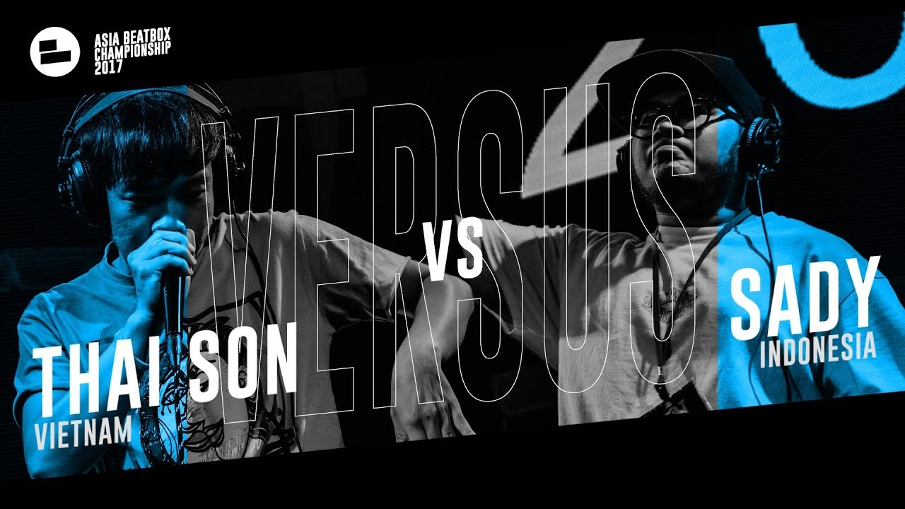 Download Thai Son (VN) vs SADY (IN)|Asia Beatbox Championship 2017  FINAL Loopstation Beatbox Battle