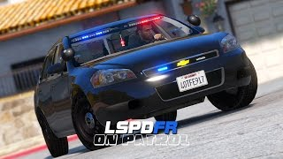 LSPDFR - Day 57 - 2014 Unmarked Impala