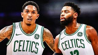 Lou Williams Trade to Boston Celtics with Tyreke Evans? Marcus Smart Being Traded?