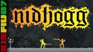 Nidhogg Gameplay (PC HD)