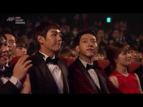 [아시아스타상, 바이두스타상, 인기상, 대상] EXO - Lotto / Monster