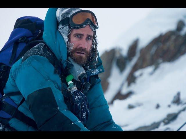 エベレストの自然が猛威を振るう!映画『エベレスト 3D』日本版予告編