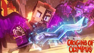 "Origins of Olympus #38 - ""Battle for the SWORD OF HADES!"" (Percy Jackson Minecraft Roleplay)"