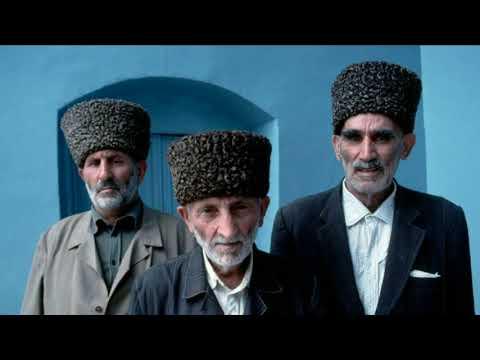 ДИПЛОМНАЯ - национальные костюмы Азербайджана ( Айсель Кязимова)