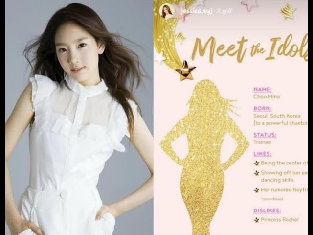 Jessica Continued To Cause Controversy After Revealing Her Novel S Antagonist Targeting Taeyeon Youtube