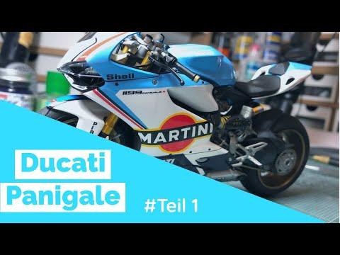 Ducati Panigale Teil 1