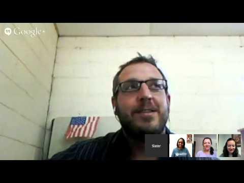 Peace Corps Response Hangout