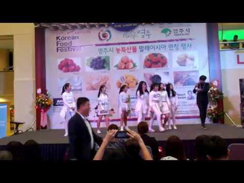 FINAL #KPOPCRAZEECOVER @ SUNGEI WANG PLAZA 31072016 [FULL HD][PART1]