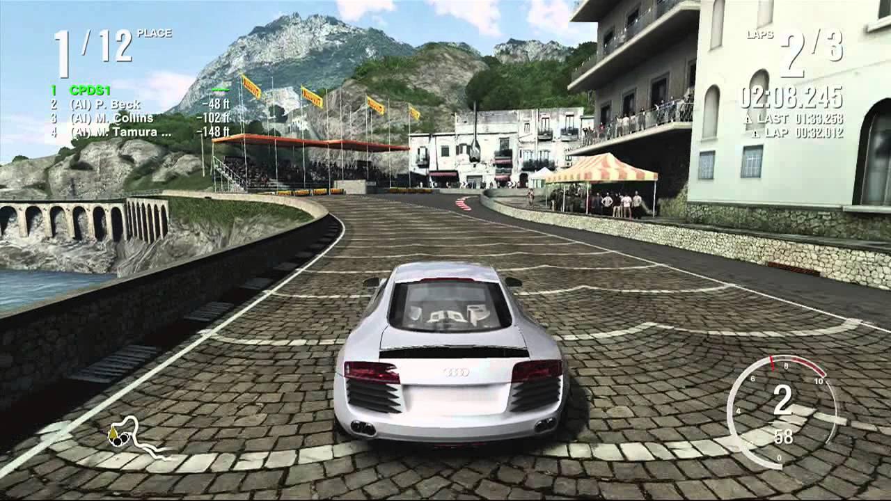 Forza Motorsport 4 Free play - Episode 2 - Audi R8 4 2