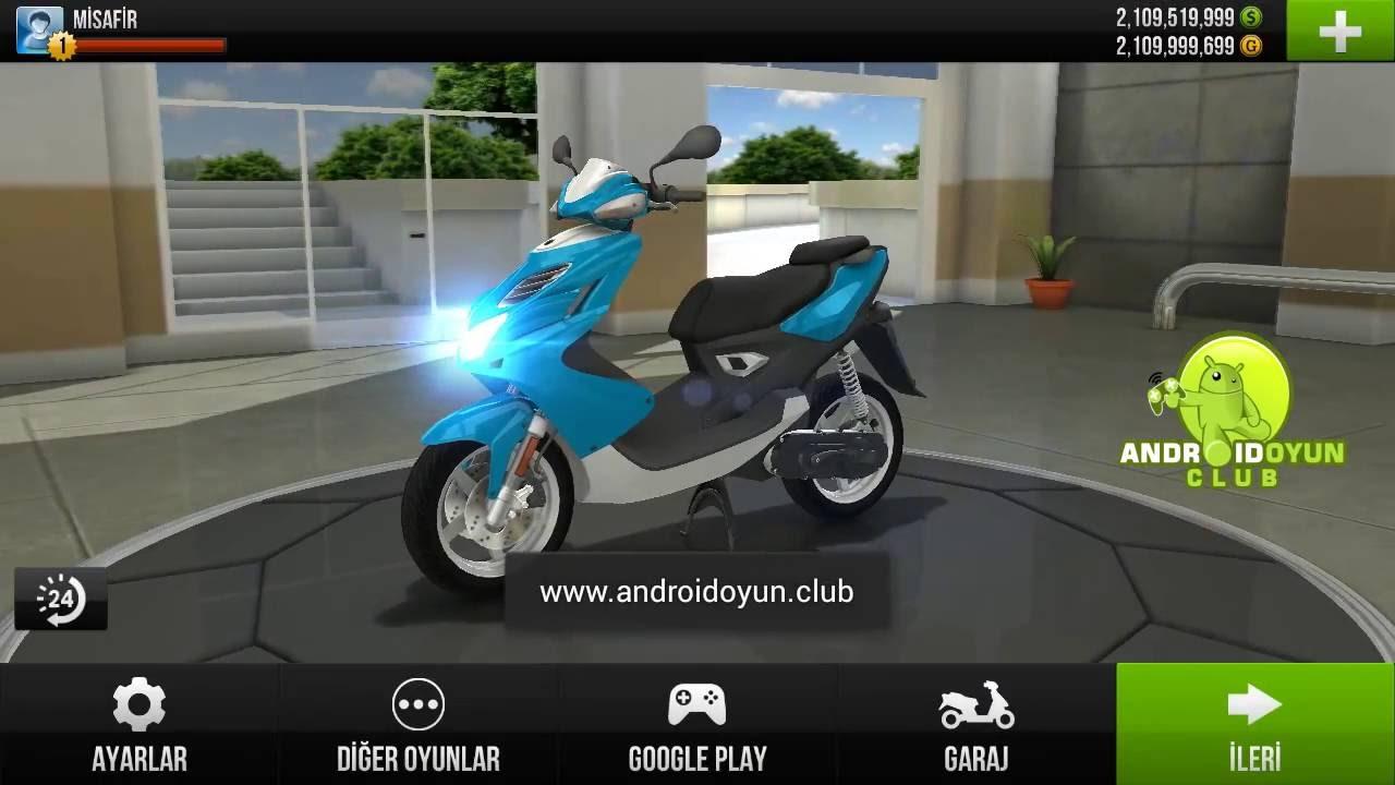 traffic rider apk download hack