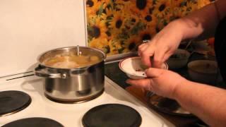 видео Как правильно варить гороховый суп?