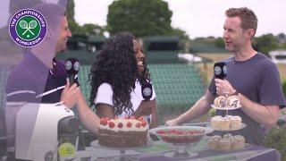 Replay: Wimbledon Coffee Morning - Day 9