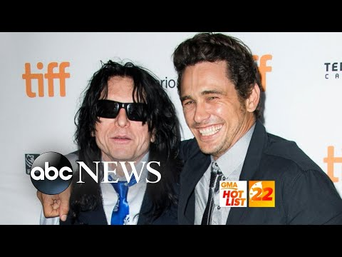 Download Youtube: 'GMA' Hot List: James Franco dishes on 'The Disaster Artist'