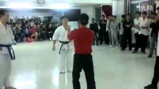 Wing Chun vs Karate 10 ( HARD CORE FULL CONTACT)