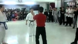 Wing Chun vs Karate 10 ( HARD CORE FULL CONTACT)