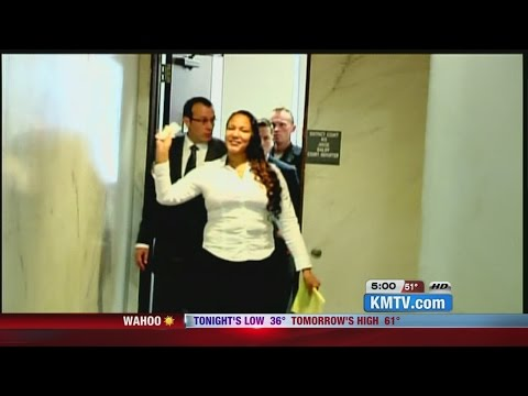 Erica Jenkins sentenced to 60100 years in prison