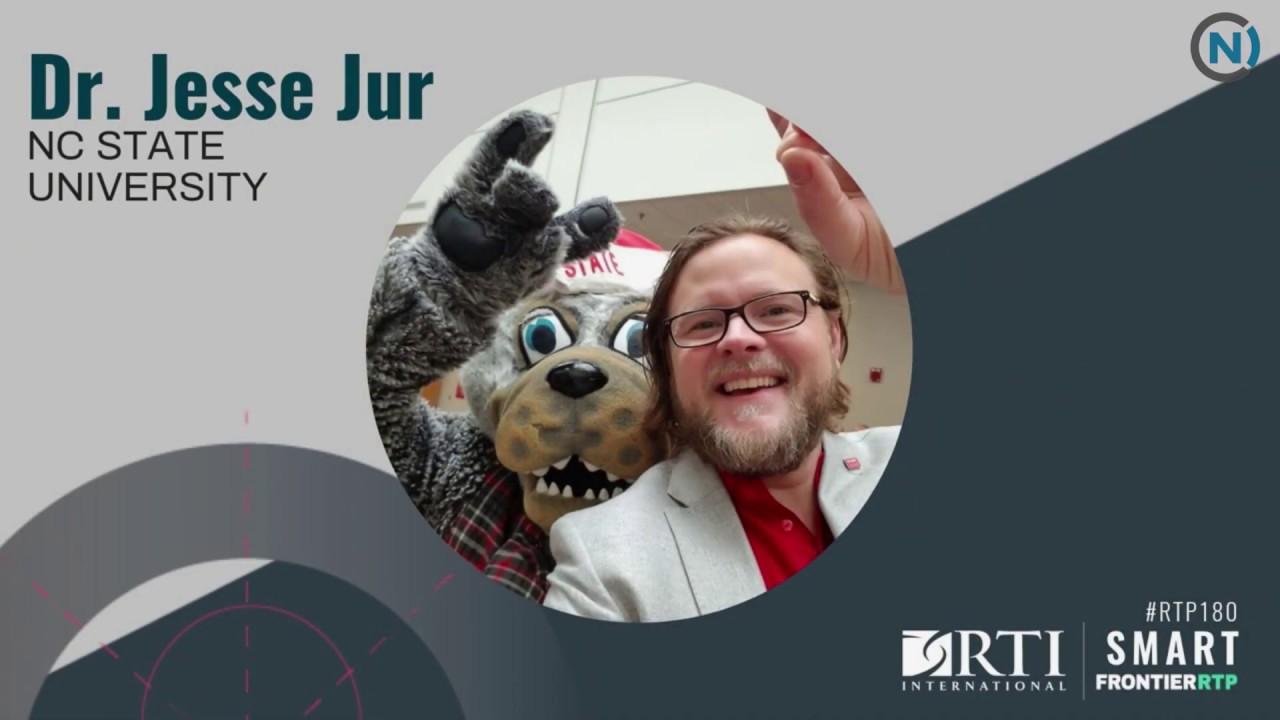 Rtp180 Smart Jesse Jur Nc State College Of Textiles Youtube