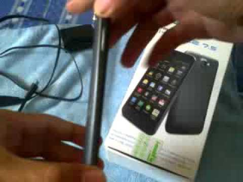 i-mobile i-STYLE 7.5 โทรศัพท์ cpu quad core ราคาไม่ถึง 4,000 บาท