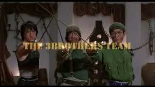 The 3Brothers Team (Jackie Chan, Sammo Hung and Yuen Biao Tribute)
