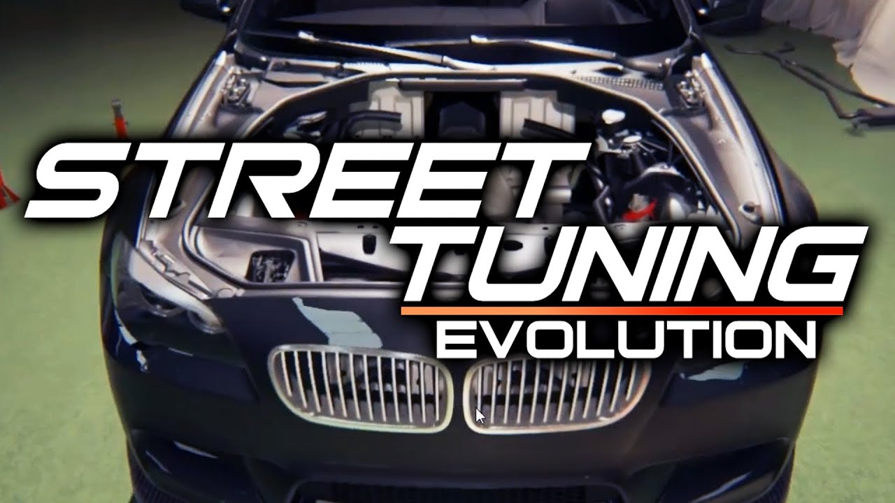 street tuning evolution the