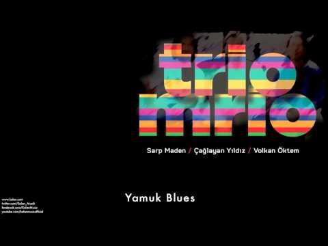 Trio Mrio - Yamuk Blues (Sarp Maden) [ Trio Mrio © 1998 Kalan Müzik ]