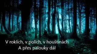 Lucie Bílá - Útěk (Lyrics)