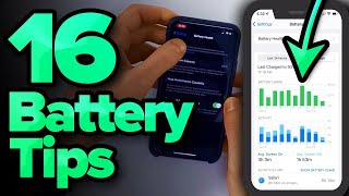 16 iPhone Battery Tips That Really Work! [2021]