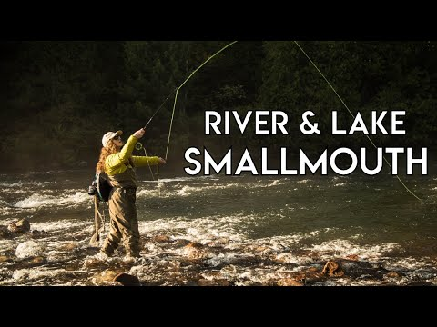 Accessible River & Lake Smallmouth Fishing