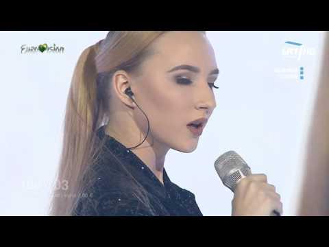 """Paula Valentaitė – """"Let U Go"""" (liet. """"Niekad tavęs nepaleisiu"""")"""