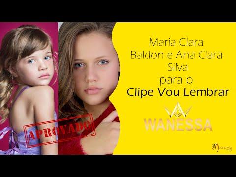 JOB: Ana Clara Silva e Maria Clara Baldon para o clipe da Wanessa