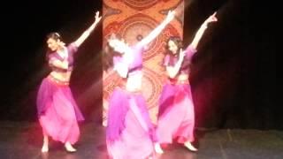 "NACHEGI ""Anarkali Disco Chali / Pinky"" Bolly-Belly Performance (Spring 2014)"