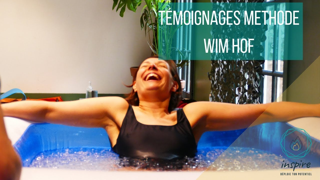 Stage Wim Hof Paris - Témoignages ICE BAR