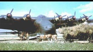 Самый большой самолет 2 й Мировой войны.Meссершмитт Me 323 Gigant. Чудо инженерной мысли Германии