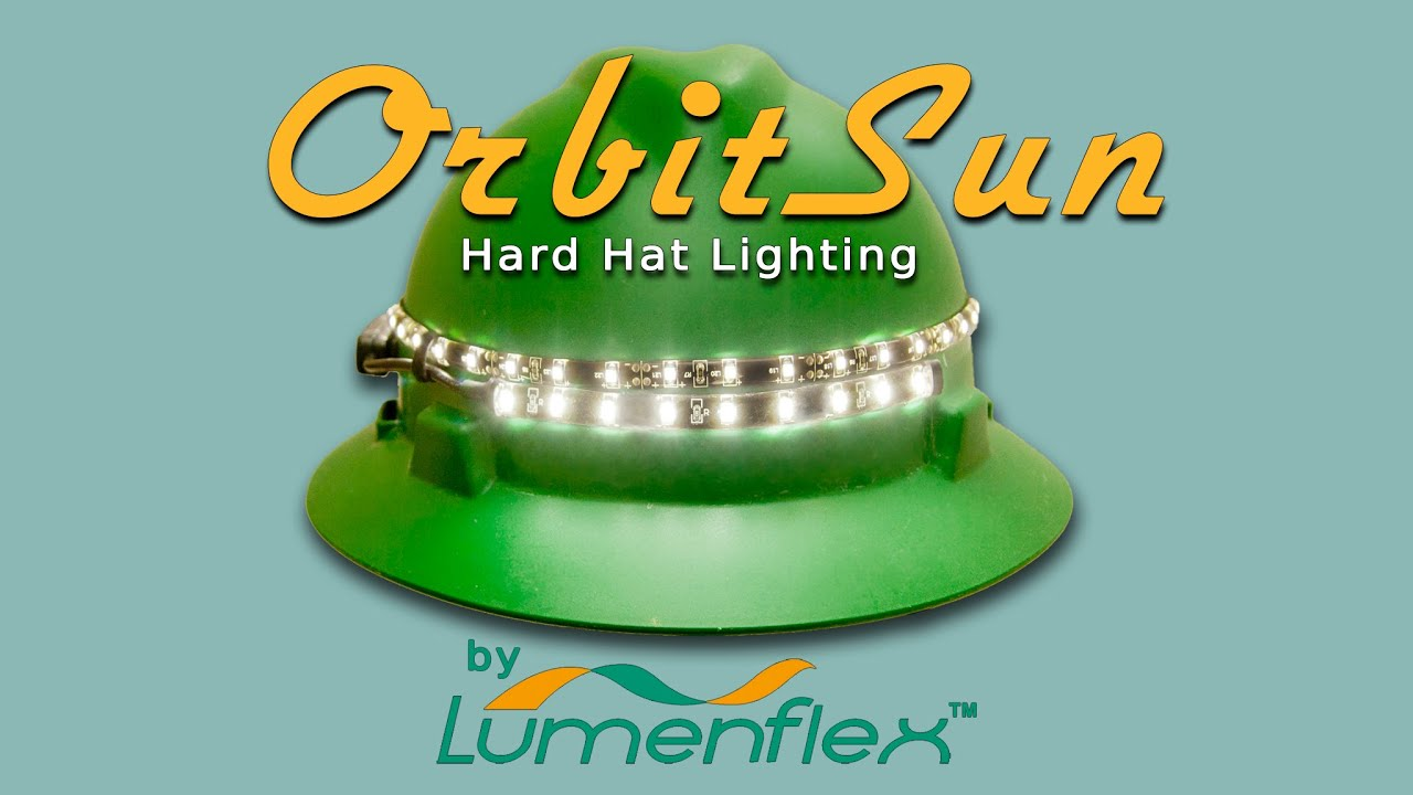 Led Hard Hat Light