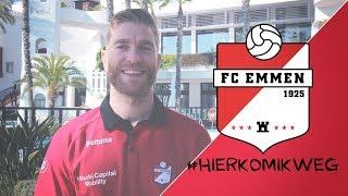 FC Emmen #13: Op trainingskamp met Michael de Leeuw en Anco Jansen