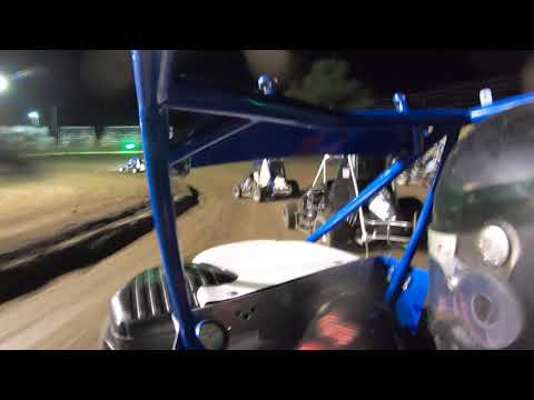 Port City Raceway 10-04-19 Rob A-Feature - Masters Class - 1st Night of Rujo Rumble