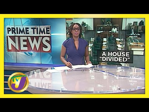 Outrage in Jamaican Parliament - A House Divided | TVJ News - May 12 2021