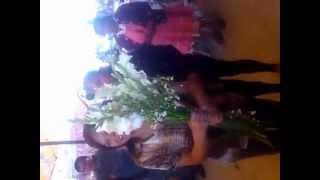 baile de la flor madrina