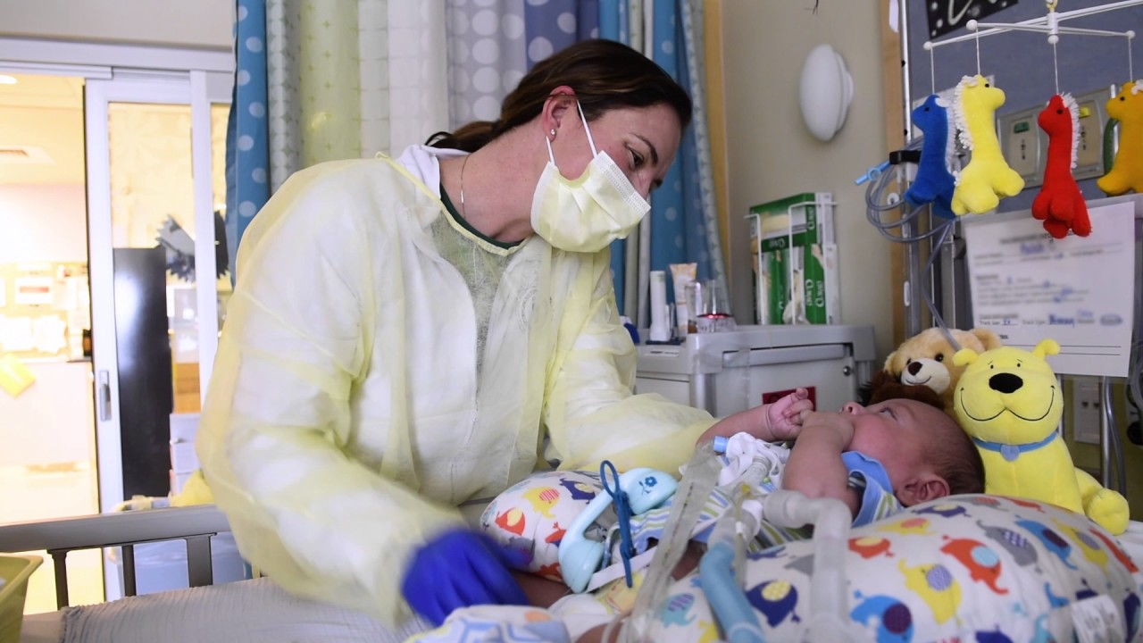 Welcome to the NICU at Children's Hospital Colorado
