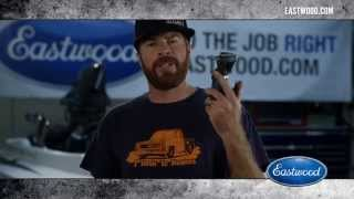 Mike Finnegan from Roadkill & Hot Rod with the Eastwood Versa-Cut 60 Plasma Cutter