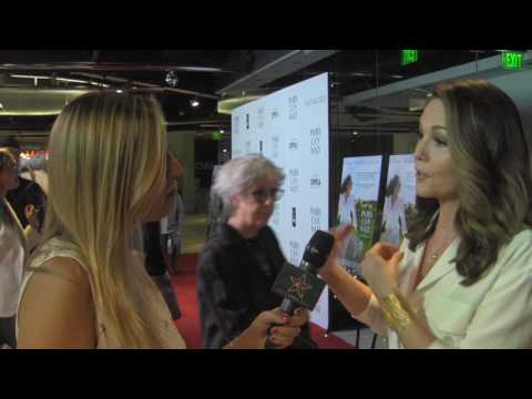 Diane Lane talks Paris Can Wait and Living Spontaneously