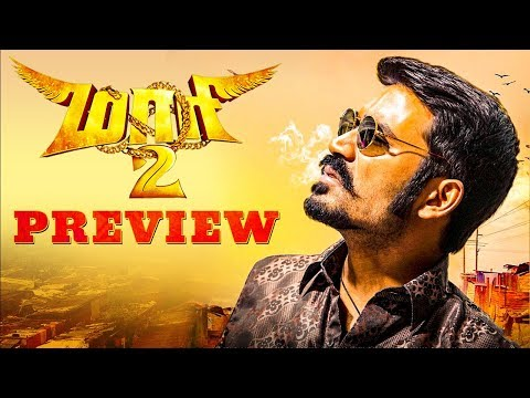 MAARI 2 Movie Preview | Dhanush, Sai Pallavi