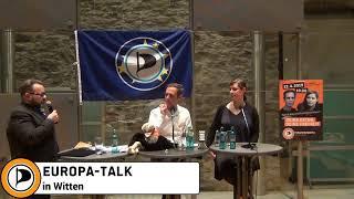 Talk mit Patrick Breyer und Katharina Nocun in Witten