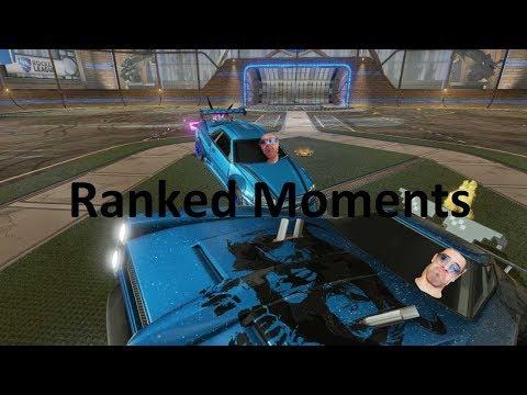 Ranked Moments #1 | Rocket League thumbnail