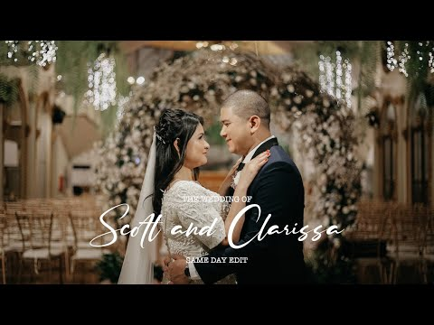 Scott And Clarissa | Highlights Video By Nice Print Photography