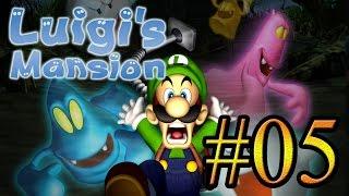 Let's Play : Luigi's Mansion - Parte 5